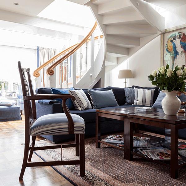 Stefanie Sarp Stühle, Tische und Einrichtung